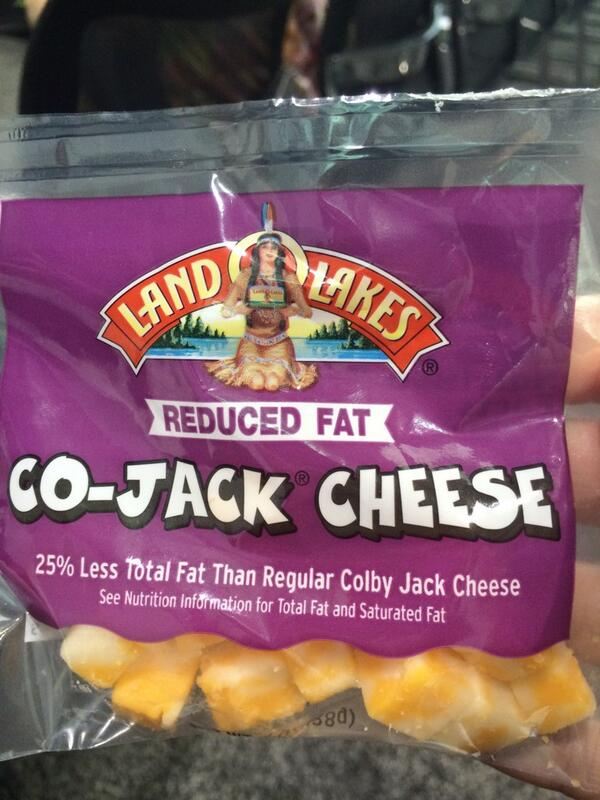 Love a 90 cal reduced fat cheese snack pack.  #anc14 http://t.co/OFQPbvml7x