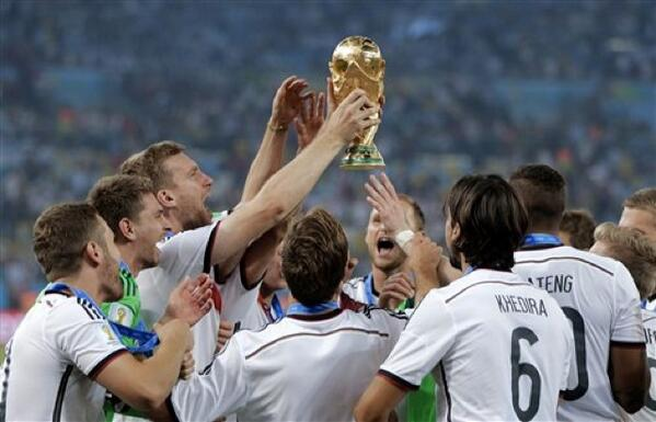 Germany Is Your 2014 World Cup Champion http://t.co/dDtdK7osJV http://t.co/vI57io6gkx