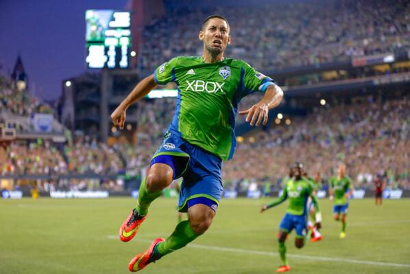 Seattle Sounders v Tottenham: Watch a Live Stream of the pre season friendly