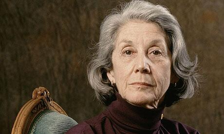 """Truth isn't always beauty, but the hunger for it is."" - Nadine Gordimer. RIP http://t.co/XbuJZ35QeR http://t.co/bbyDwyFMWy"