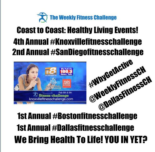 .@weeklyfitnessch Support all our #healthyliving #campaigns! Join @LucilaFit @drjoesDIYhealth @ChristaMills24 & more http://t.co/tpPtYPhTsn
