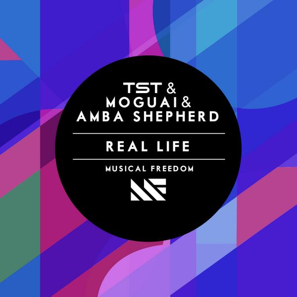 OUT NOW!! #REALLIFE @TST_Music @tiesto @moguai @AmbaShepherd on @musicalfreedom woooo!!! <3 http://t.co/xeRjSOPRQh http://t.co/sHXLrFFt9h
