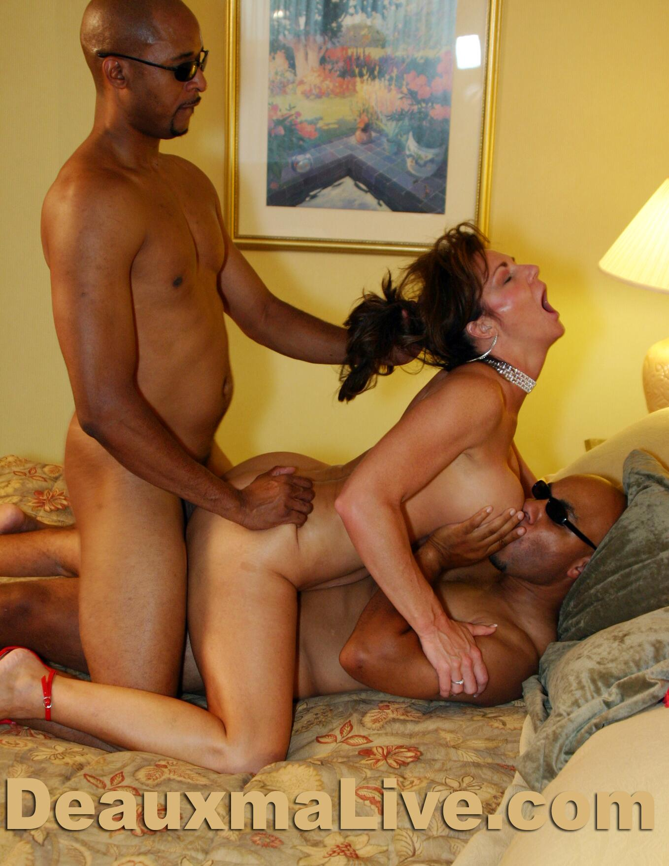 Bbc gangbang for uk milf tracy venus - 1 7