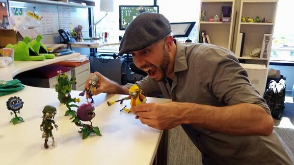 PopCap Games On Twitter Collectible PvZGW Figures Have Arrived In
