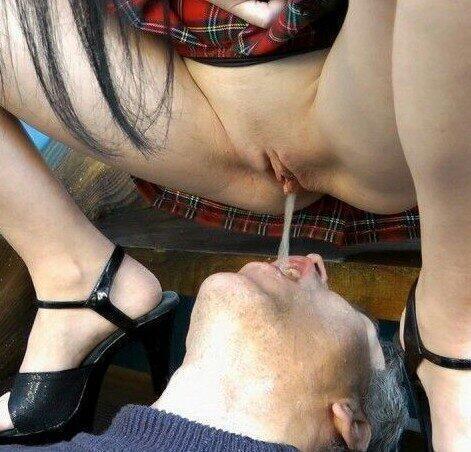 Japanese Panties Facesitting Pee