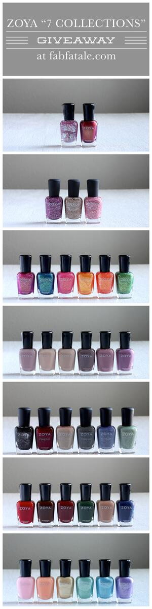 "i'm hosting a massive @zoyanailpolish ""7 collection"" giveaway at http://t.co/bDbGvcwvIs #nailpolish #giveaway http://t.co/UosnWHjbKT"