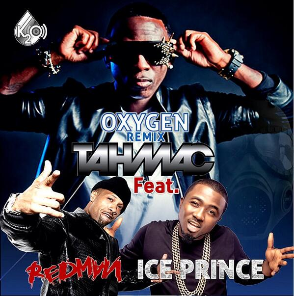 "@IamReminisce New hit ""Oxygen"" Africa remix ft @therealredman and the bro @Iceprincezamani https://t.co/MkhZVNJK13 http://t.co/KIvtyU20na"