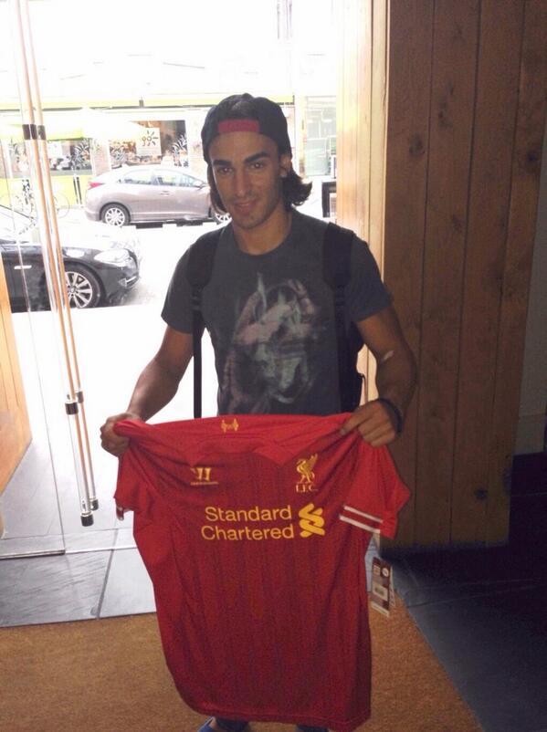 Lazar 'the Czar' Marković || Liverpool's #50 Bshg411IMAARV2H