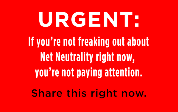 Last chance to save #NetNeutrality http://t.co/Dj7qskpph8 #cablecompanyfuckery /PLS RT! PLS RT! http://t.co/bMgA1pzxIv