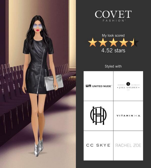 Tanya Bishop On Twitter Front Row At A Designers Show Covet 4 52 Stars Covetfashion Http T Co Ppmdisdqhd Http T Co 4vszqrlvqo