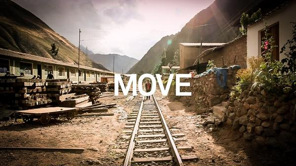 "Viaggiare con ""Move"", un timelapse da 1 minuto (Video Vimeo)"