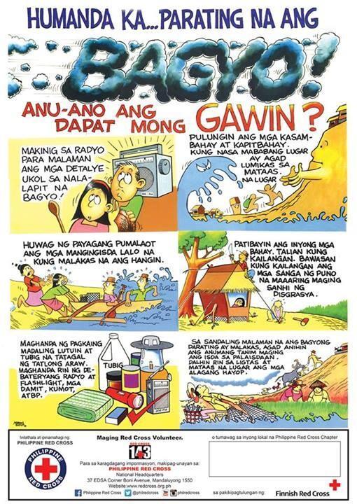 Ano ang dapat mong gawin kapag may bagyo? http://t.co/CG8sgqytCd
