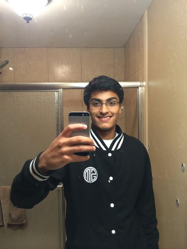 lance on twitter got my tsm jacket today thank you guys so