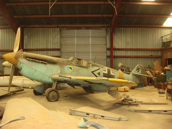 1944 Militaria On Twitter Barn Find In Texas USA Anyone Interested And Have 800000 Messerschmidt Me 109Gs Tco R3R8ya62ex