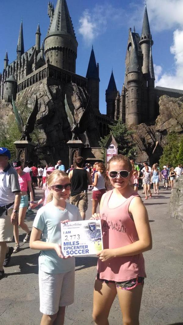 Orlando Hogsmeade and Daigon Alley are 2773 #MilestoEpicenter (but London would be 5361). #mkFLA @sjEarthquakes http://t.co/dUioH6dsSY