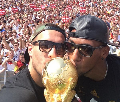 Germany Throws One Hell of a Party for World Cup Heroes http://t.co/8NFfqXWmqp via @mashable http://t.co/LJ4uTIYSOv