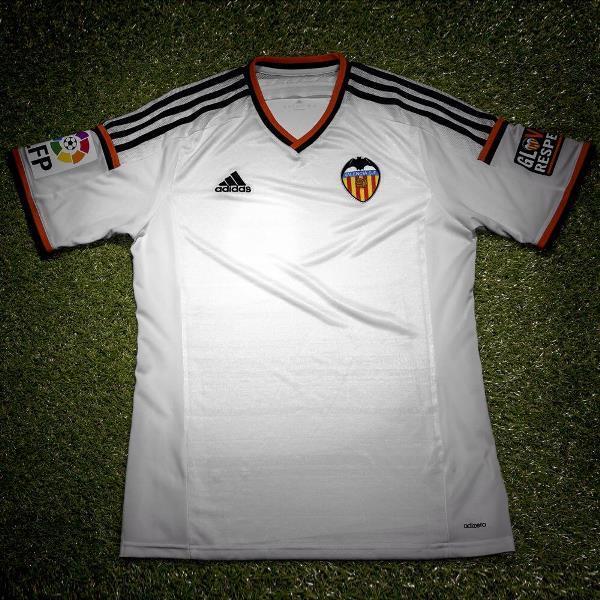 camiseta de futbol del valencia