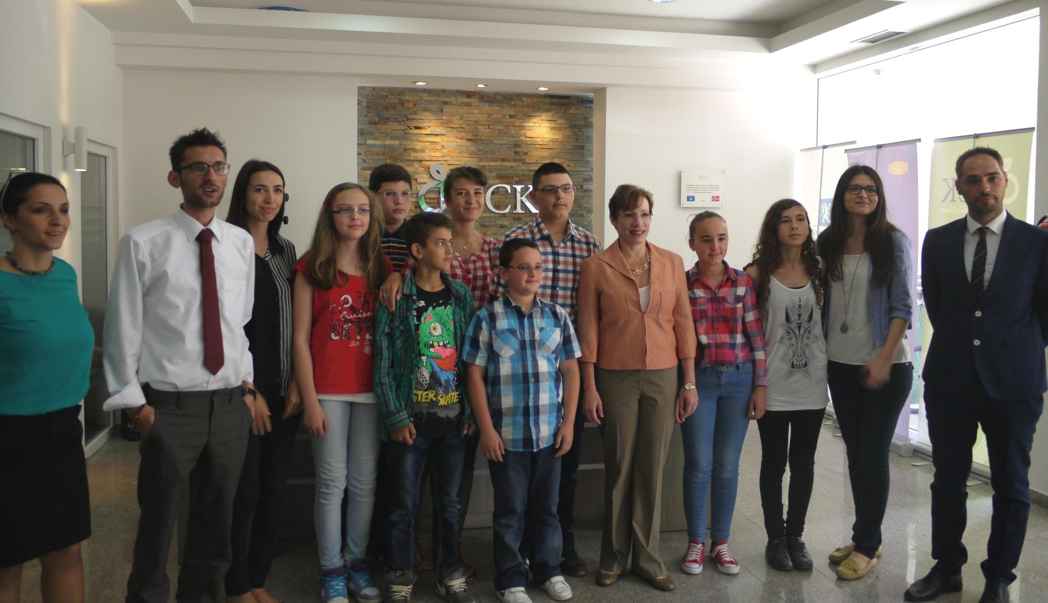 Twitter / AmbTracey: And thanks @ICKosovo for a ...