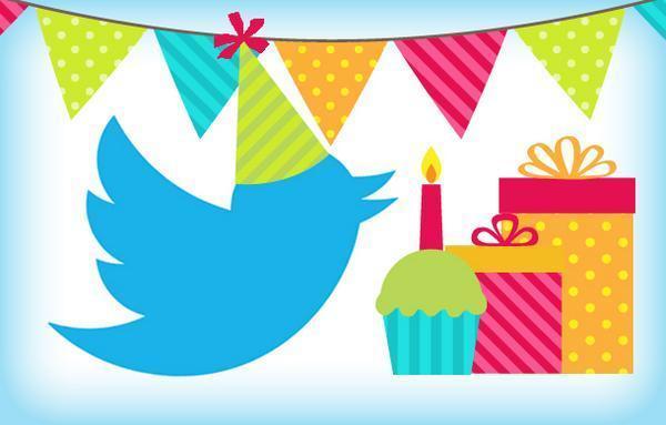 15 июля - В этот день 8 лет назад был основан Twitter! http://t.co/0SL3SMNIgT