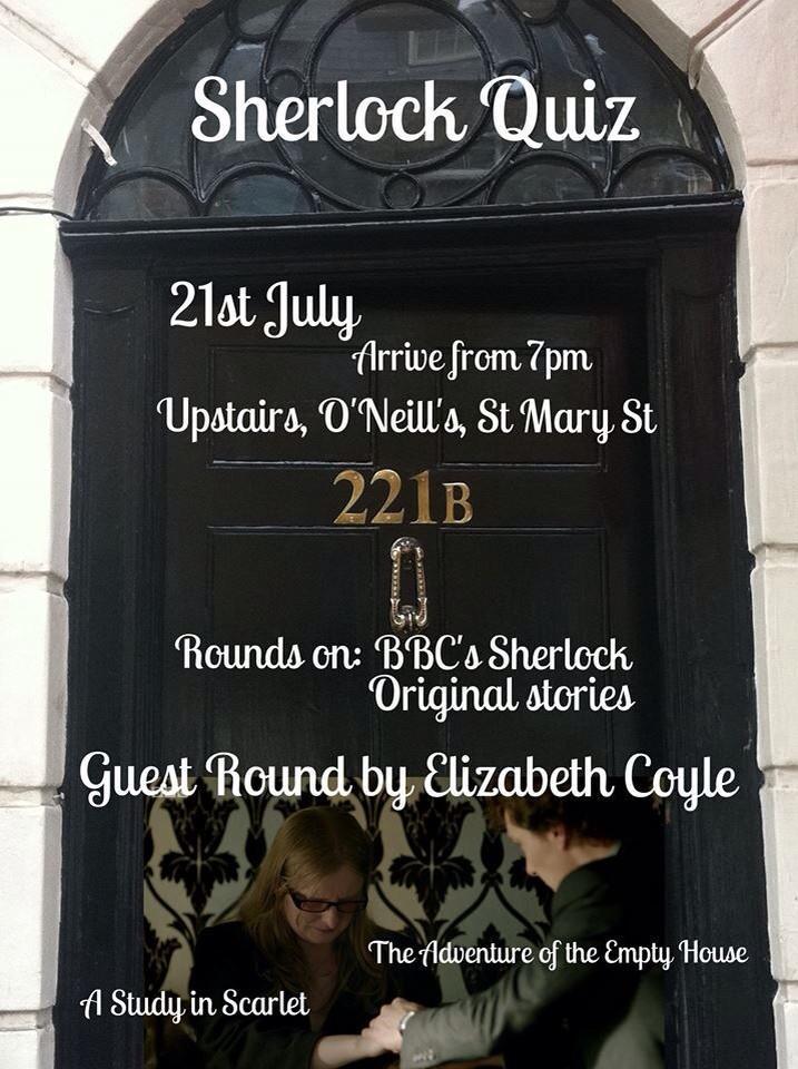 Twitter / Sherlock_Quiz: @Sherlockology Sherlock Quiz ...