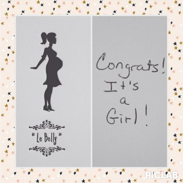 Yesterday was a big day for me and @itsjanayork I can't wait to meet our daughter.