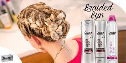 Braid meets bun in this #DateNightHair Suave #howto. http://t.co/jYfYIJ0bc0
