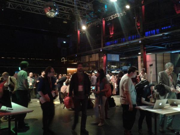 Lots of great people here at #okfest14 #berlin #oerrhub http://t.co/XIFyHvNLq4