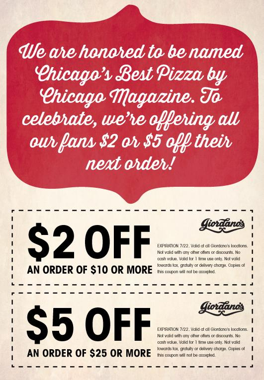 picture regarding Giordano's Coupons Printable identified as Giordanos Pizza upon Twitter: \