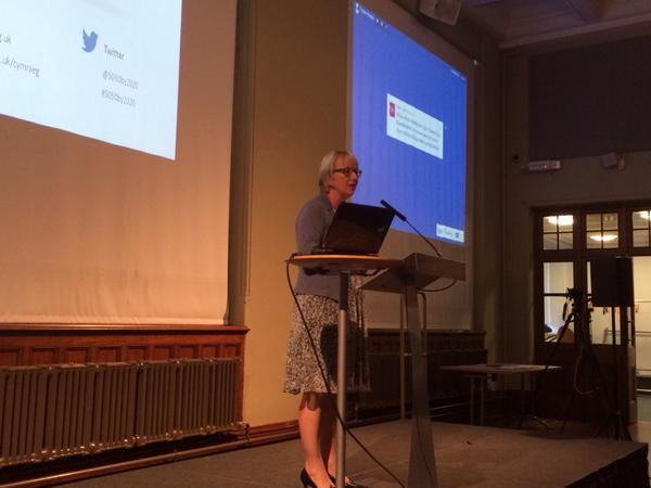 Director of #NHS confederation Helen Birtwhistle talks about why @5050by2020 is vital for public sector #5050by2020 http://t.co/GQXIVXJQkq
