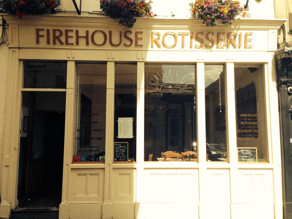 Firehouse Rotisserie, Bath