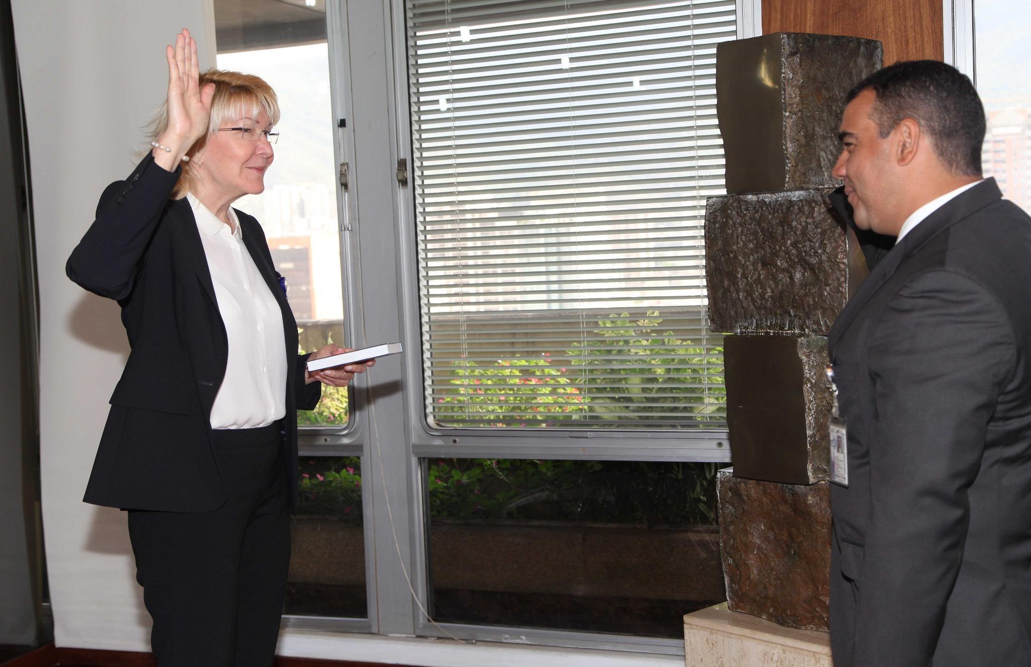 Zair Mundaray, fue designado por Luisa Ortega, como Director Técnico-Científico e Investigaciones del MP en su administración