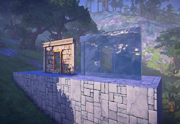 Sneak Preview: Voxel Water | Landmark The Game