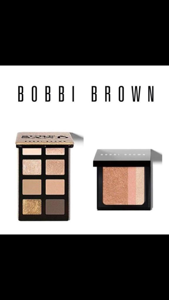 #giveaway #amy&jade. RT & follow @missamychilds & @jadeelliott85 to win the @bobbibrown surf & sand palette & blush