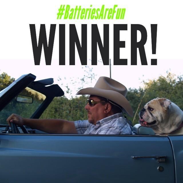 Twitter / interstatebatts: Congratulations to Sam and ...