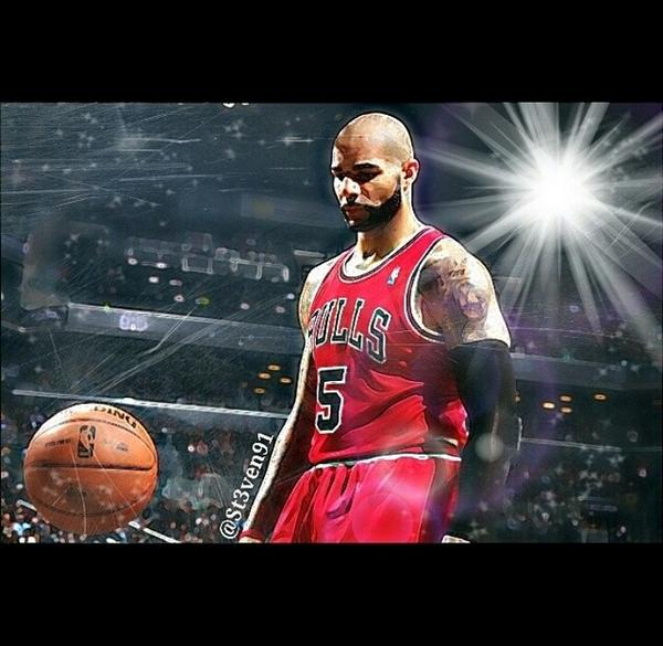 Wanna Say Thank You To The Bulls Organization!!! Thank You For The Last Four Years!!! http://t.co/7YuxGugeT0