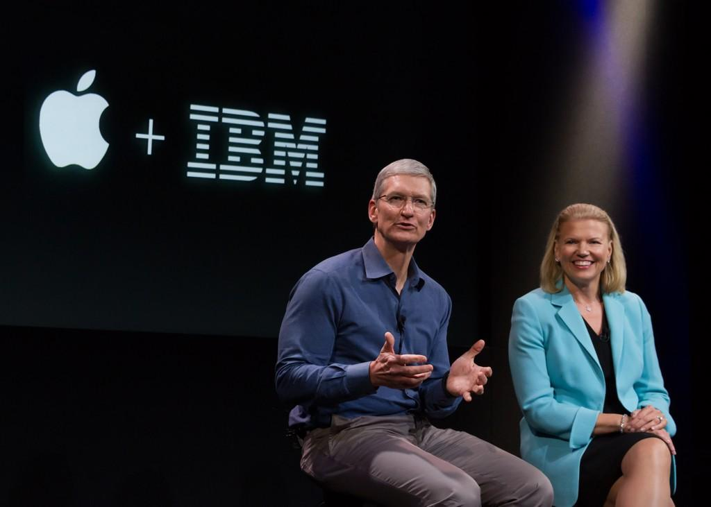 Twitter / tim_cook: Today Apple and IBM announced ...