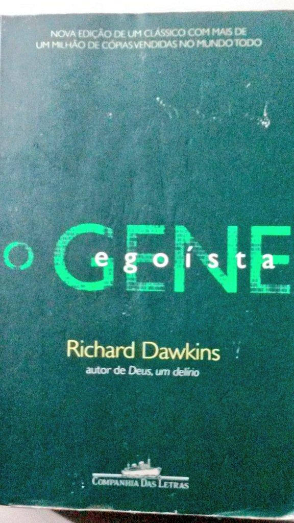 @RichardDawkins The portuguese version of The Selfish Gene! http://t.co/g3LOpsDEnQ