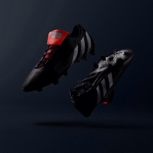 Pic: Adidas brings back the tonuge with limited edition Predators