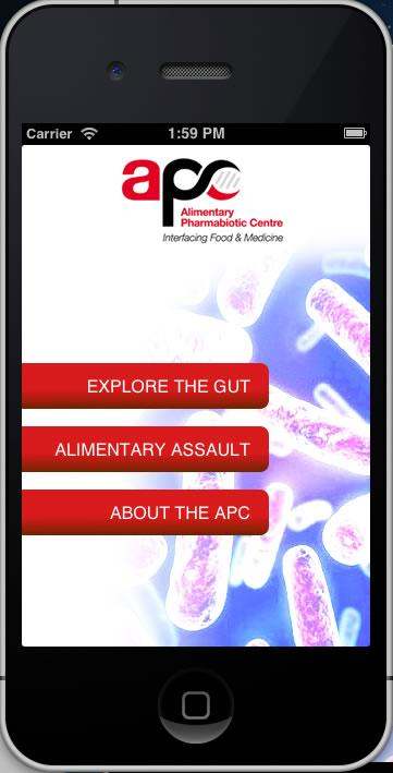 APC Microbiome Inst On Twitter APCs Apps Living Gut IPad Alimentary Assault3D Android Tco D418zNs6Sy Ucc Scienceirel Damienmulley