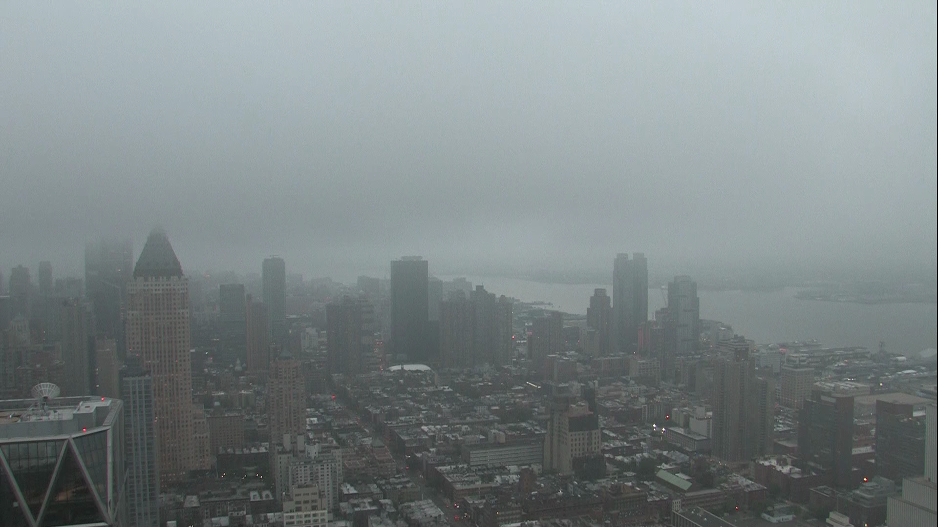 Twitter / ChrisCuomo: Another cloudy #NewDay begins ...