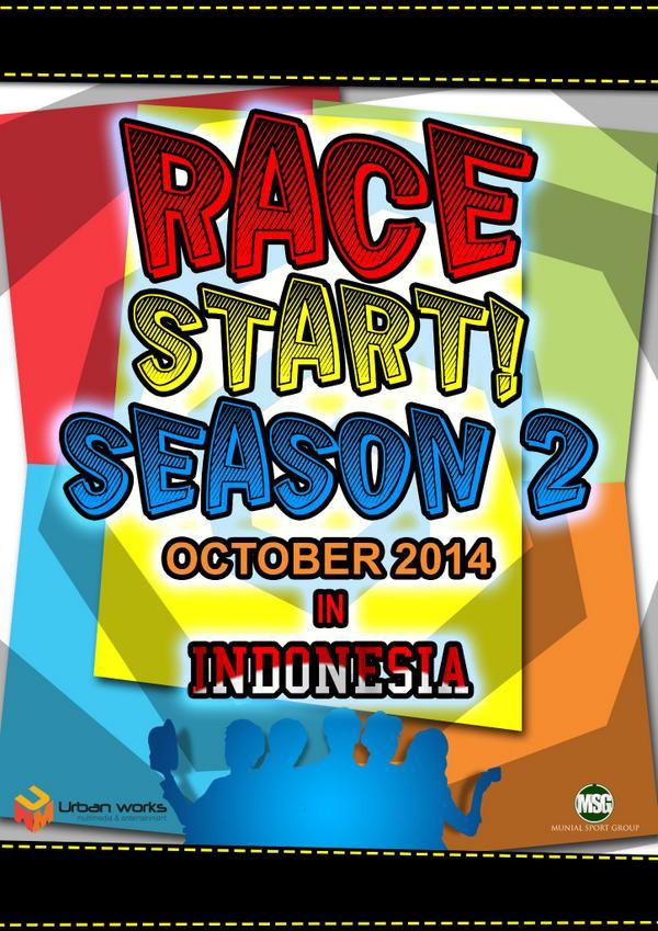Magdalena Citra On Twitter Rickyslick Munialsportgp Race Start Season 2 October 2014 In Indonesia Http T Co X5xoik634i