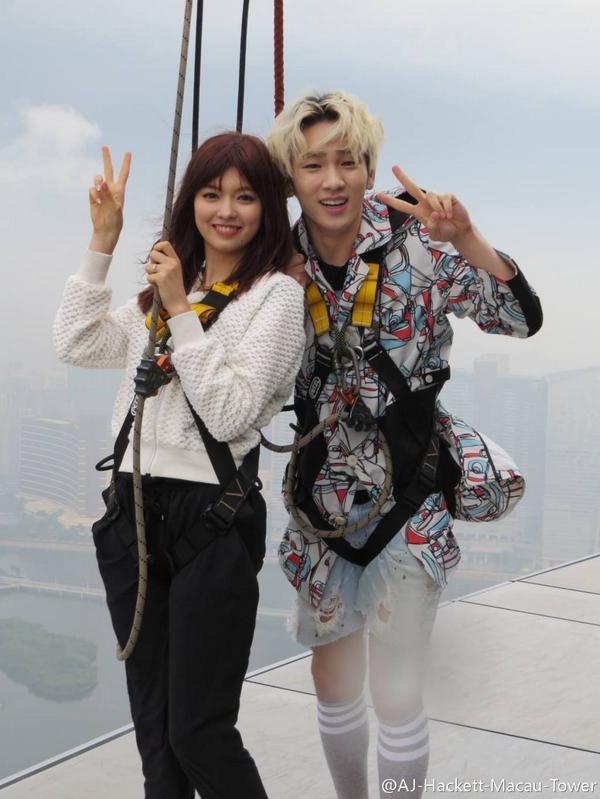 Key and arisa yagi dating in real life