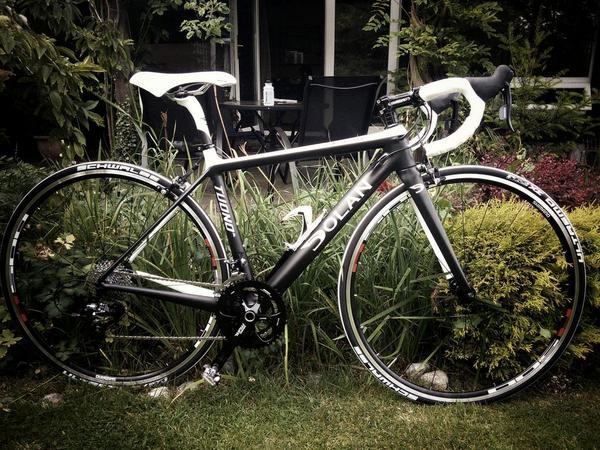 She's a beauty! Thanks Sam @Dolan_Bikes