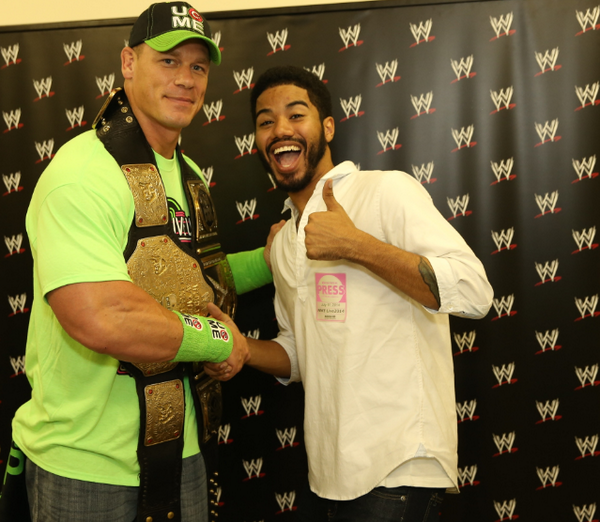 Wwe community on twitter wwe superstar johncena participated in wwe community on twitter wwe superstar johncena participated in a meet and greet w military personnel in tokyo on july 11 m4hsunfo