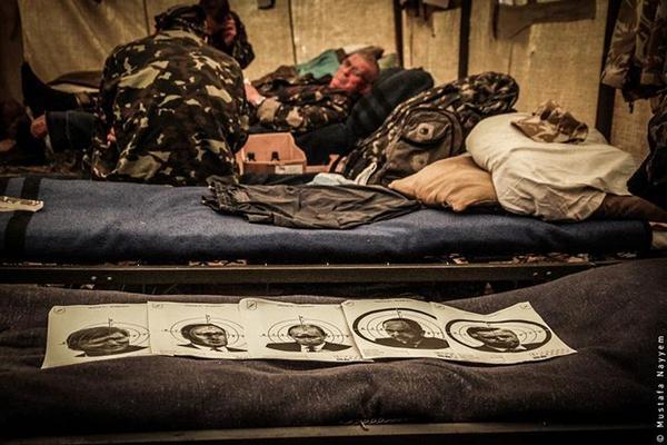 """Террористы обустроили огневую позицию в районе завода """"Лугансктепловоз"""", - СНБО - Цензор.НЕТ 8649"""