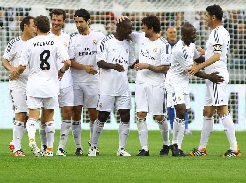 Most Valuable Sport Teams (2014) Real Madrid #1, worth $3.44 billion: