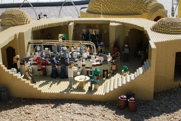 #LEGO #STARWARS Miniland at #LEGOLAND California http://t.co/ScWIwxnyoz