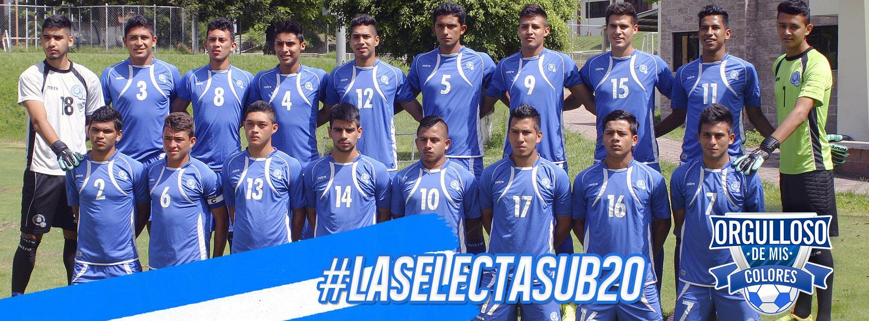 El Salvador sera sede de eliminatoria sub-20 en el 2014. BssQkcsCQAAK9KX