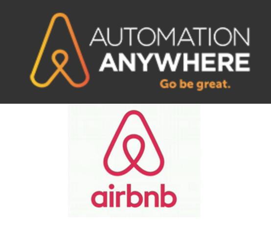 Somebody didn't do their homework. Existing logo top, new logo bottom: @Airbnb http://t.co/bBJ9Os6K5J