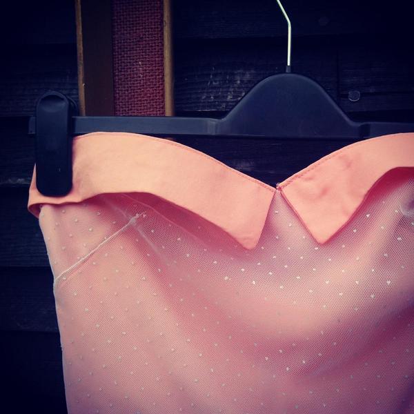 The Lorraine Baines McFly Prom Dress